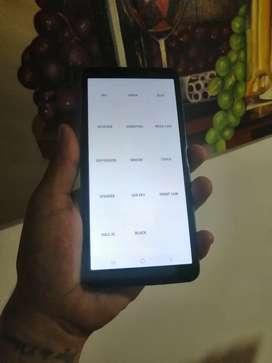 Samsung A7 2018 de 128 gb 4 de ram en buen estado estético y funcional cero detalla huella todo buen estado