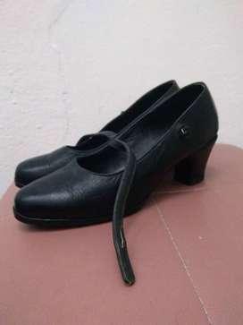 Zapatos de baile número 36 poco uso