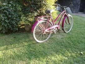 Bicicleta de paseo (Lujan de Cuyo)