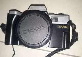 Vendo Camara Canon T90 2000N