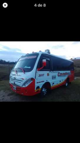 Se Vende O Permuta Microbus