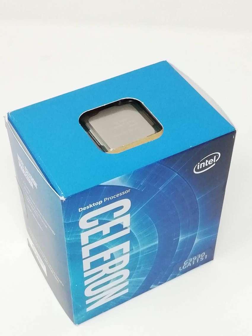Intel Celeron G3930 2.9GHZ 2MB 2 Núcleos DDR4 2133 0
