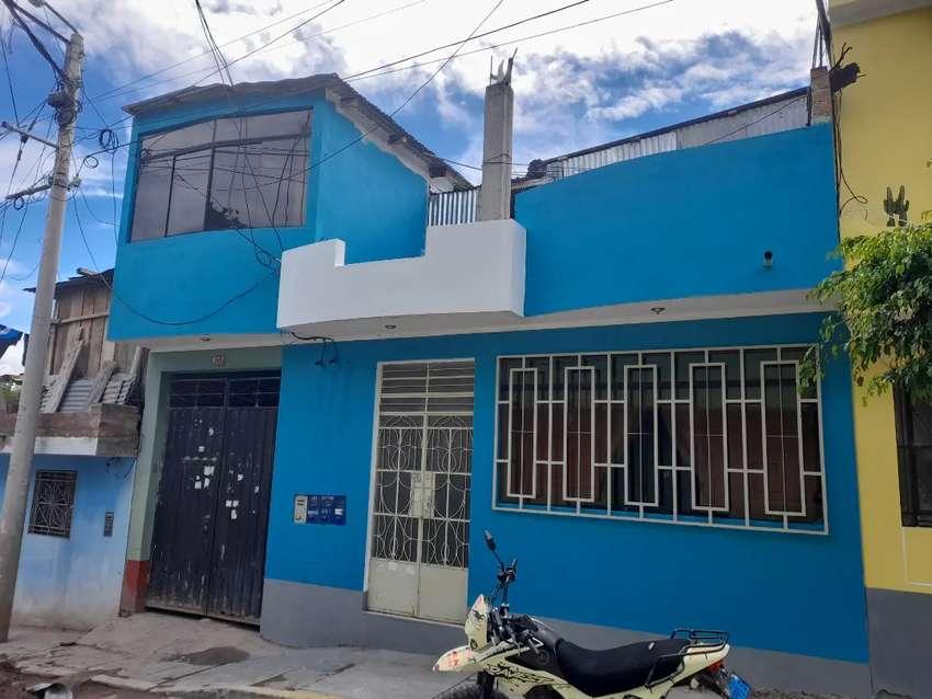Casa de dos pisos por Recreo Chava Huanta