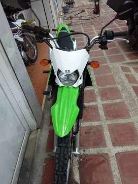 Vendo klx 150