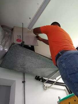 Mantenimiento preventivo correctivo intalacion reparación de neveras aires miniesplix lavadora