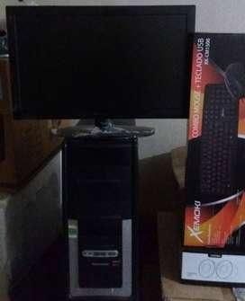 Computadora AMD LCD 17 como Nueva