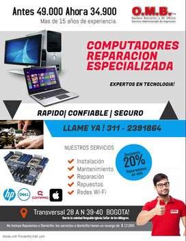 Promoción Mantenimiento de Computadores