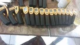 Medidor De Temperatura En Grados Y Fahrenheit Color Amarillo