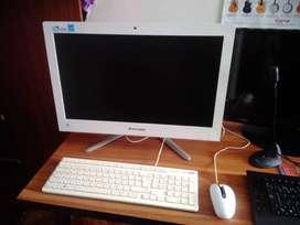 Computador Lenovo Todo en uno