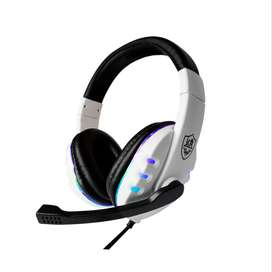 Audifonos Diadema Gamer KRPS-5 Con Microfono