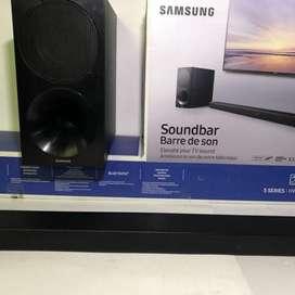 Barra de Sonido Samsung 320 Watts, Nueva