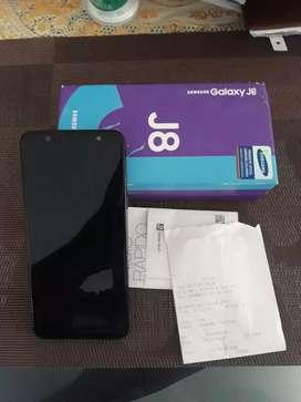 Samsung galaxi j8