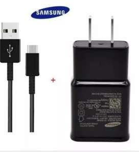 Cargador Samsung (carga rápida) nuevo