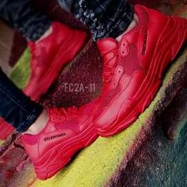 Gran promoción 2 pares de zapatos para dama y caballero