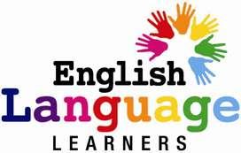 Profesor de inglés nativo bilingüe