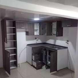 Cocinas, closet, puertas y mas