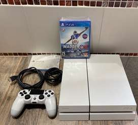 PS4 Glacier White 500GB Sin Uso