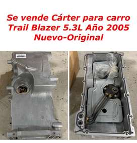 Carter trail blazer