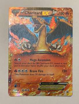 Charizard Ex Pokemon Card