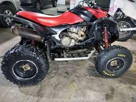 Cuatriciclo Honda TRX (no Yamaha, Kawasaki, raptor, banshee
