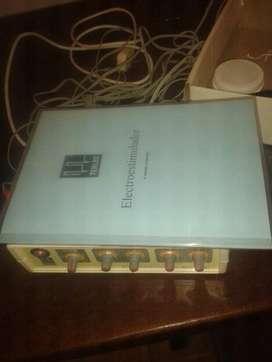 Terlec Cuatro Canales Electroestimulador