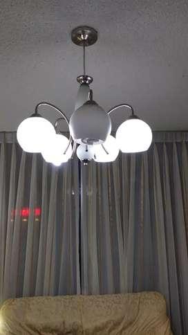 Lámparas colgantes para sala y comedor