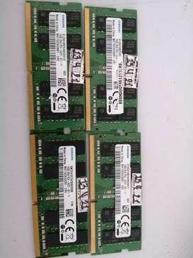 Memoria de portátil ddr4 de 8 gb