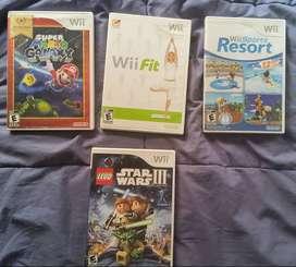 Juegos Wii usados en buen estado! Se venden por separado