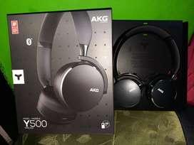 Audífonos Y500 WIRELESS