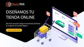 Diseño de Tiendas Online - Neuro Web