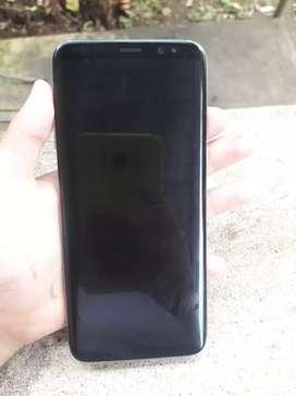 Vendo Samsung S8 Normal Duos De 64 Gigas color blue  seminuevo