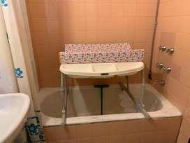 Cambiador Bañera para empotrar en bañera Italiano