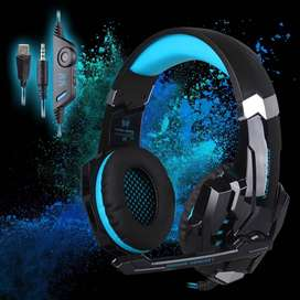 AUDIFONO DIADEMA GAMER G9000 NEW PARA PC PS4 XBOX ONE gran oferton