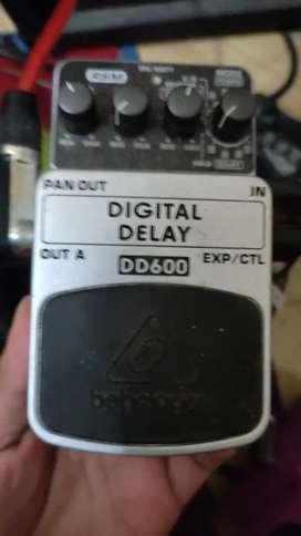 Pedal Digital Delay