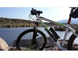 Bicicleta Uplan Vanguard Mtb 27.5 Importada