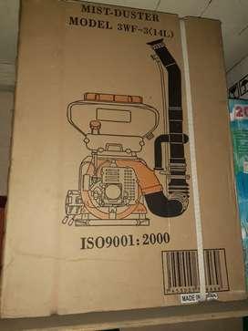 Moto bomba fumigadora nueva