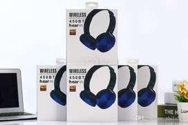 DIADEMA BLUETOOTH PC EXTRA BASS XB450BT