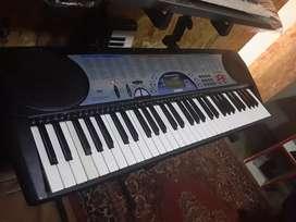 REMATO ÓRGANO PIANO TECLADO CASIO ORIGINAL  5 OCTAVAS GRANDE