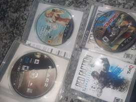 Se vende CD para play 3 en 12 c/u