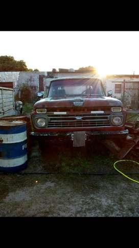 Ford 350 para repuestos