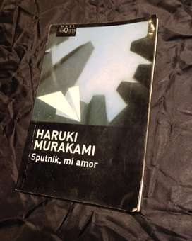 Sputnik, Mi Amor de Haruki Murakami