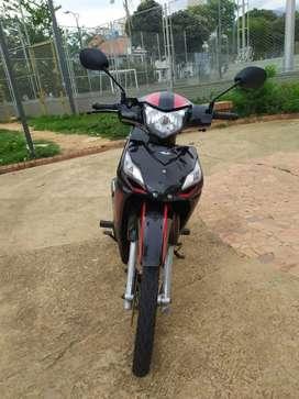 Vendo moto Víctory One 100cc Auteco  2020