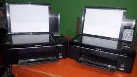 Vendo 2 (dos) Impresoras Epson TX135 PARA REPUESTO