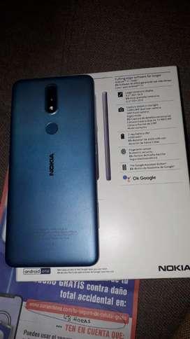 Se vende celular Nokia 2.4