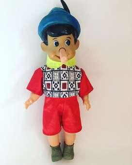 Pinocho antiguo