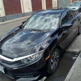 Vendo Auto Honda CIVIC  año 2018 , carrocería Sedan