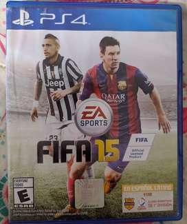 FIFA 15 ORIGINAL PS4