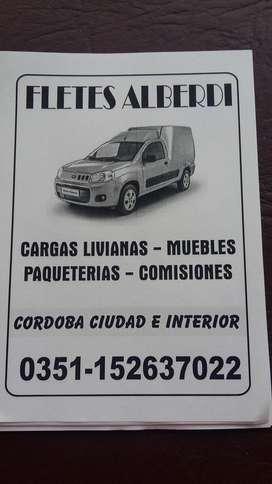 HAGO COMISIONES TRASLADOS FLETES REPARTOS.