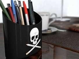 Porta lapiceras personalizable con el logo de tu empresa
