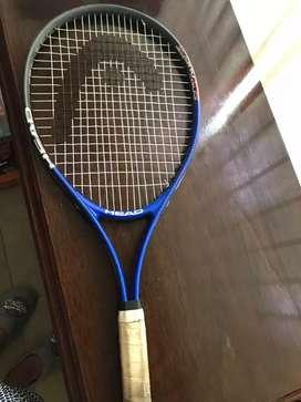 Vendo raqueta marca head modelo conquest